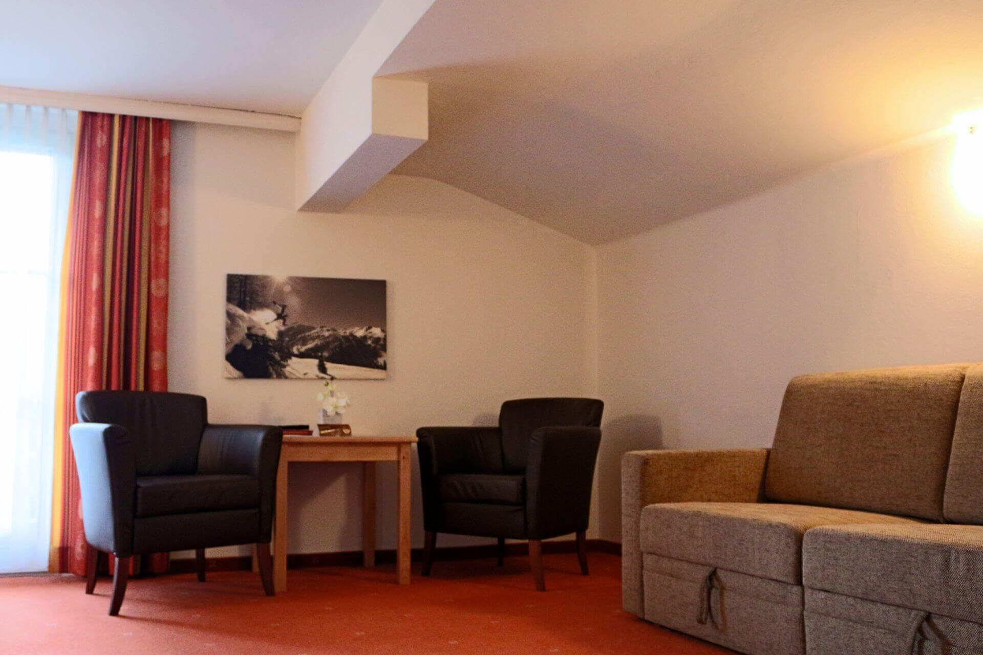 Komfort Zimmer Hotel Laudersbach