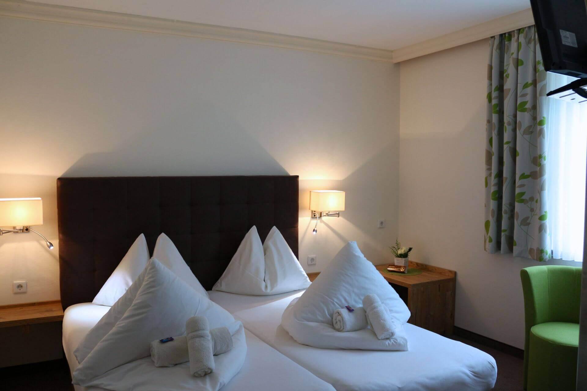 Komfort Zimmer Landhotel