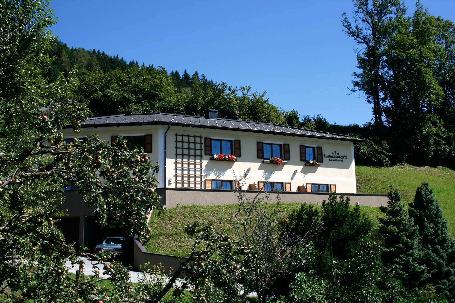 Land- Hotel Laudersbach Salzburger Land
