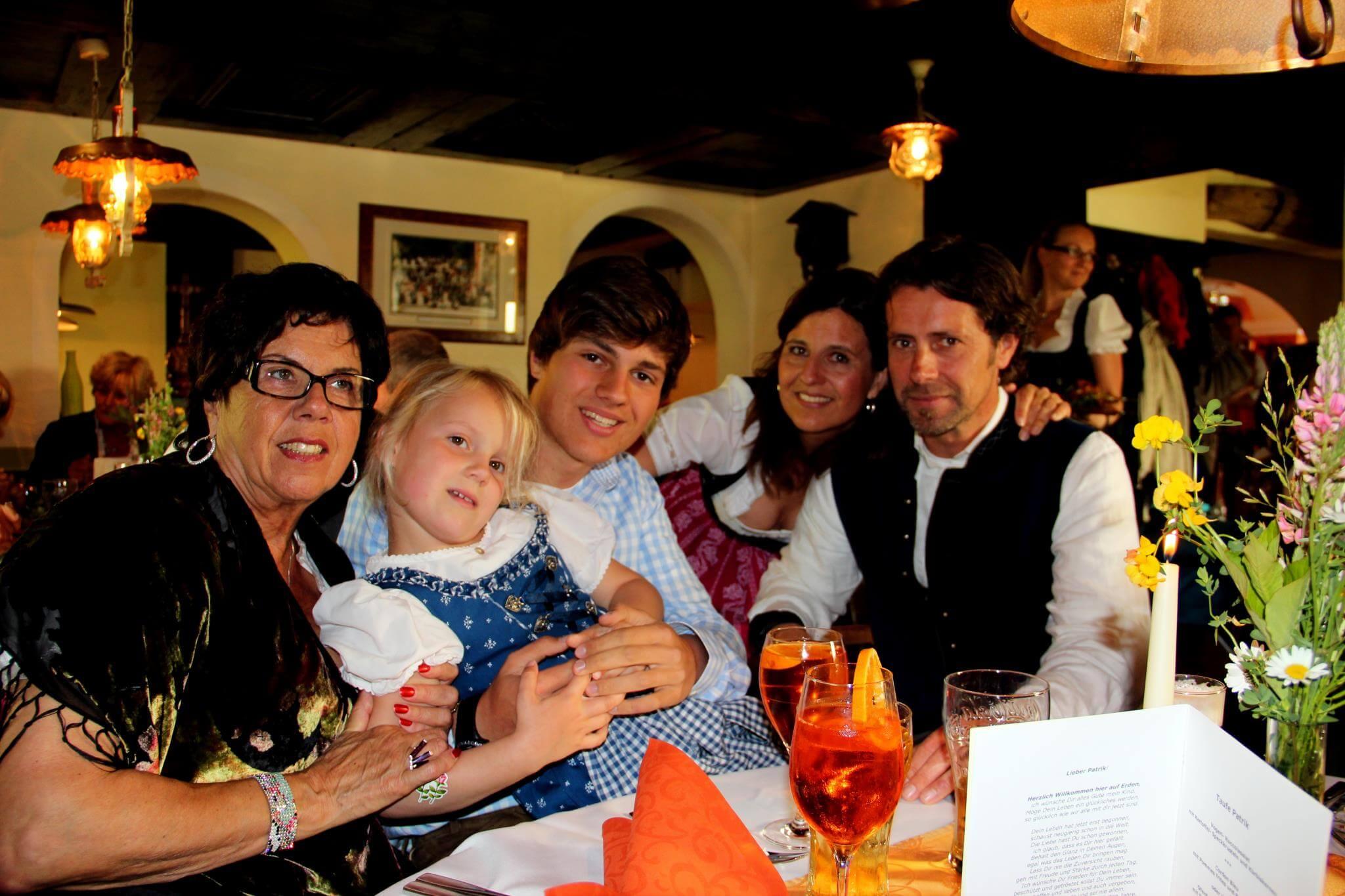 Familie Jäger Wenter Hotel Laudersbach
