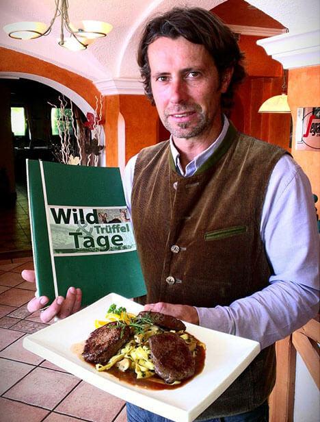 Kulinarik abwechslungsreich im Restaurant Laudersbach