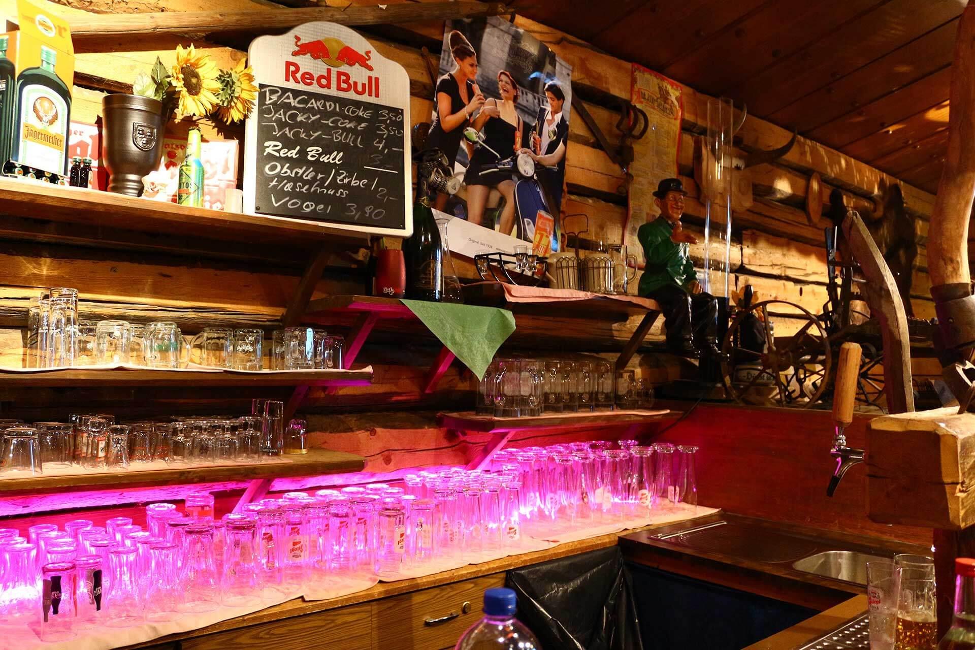 Stadl Bar Laudersbach