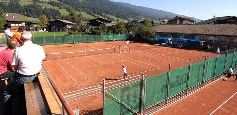 Tennis Tennisplätze