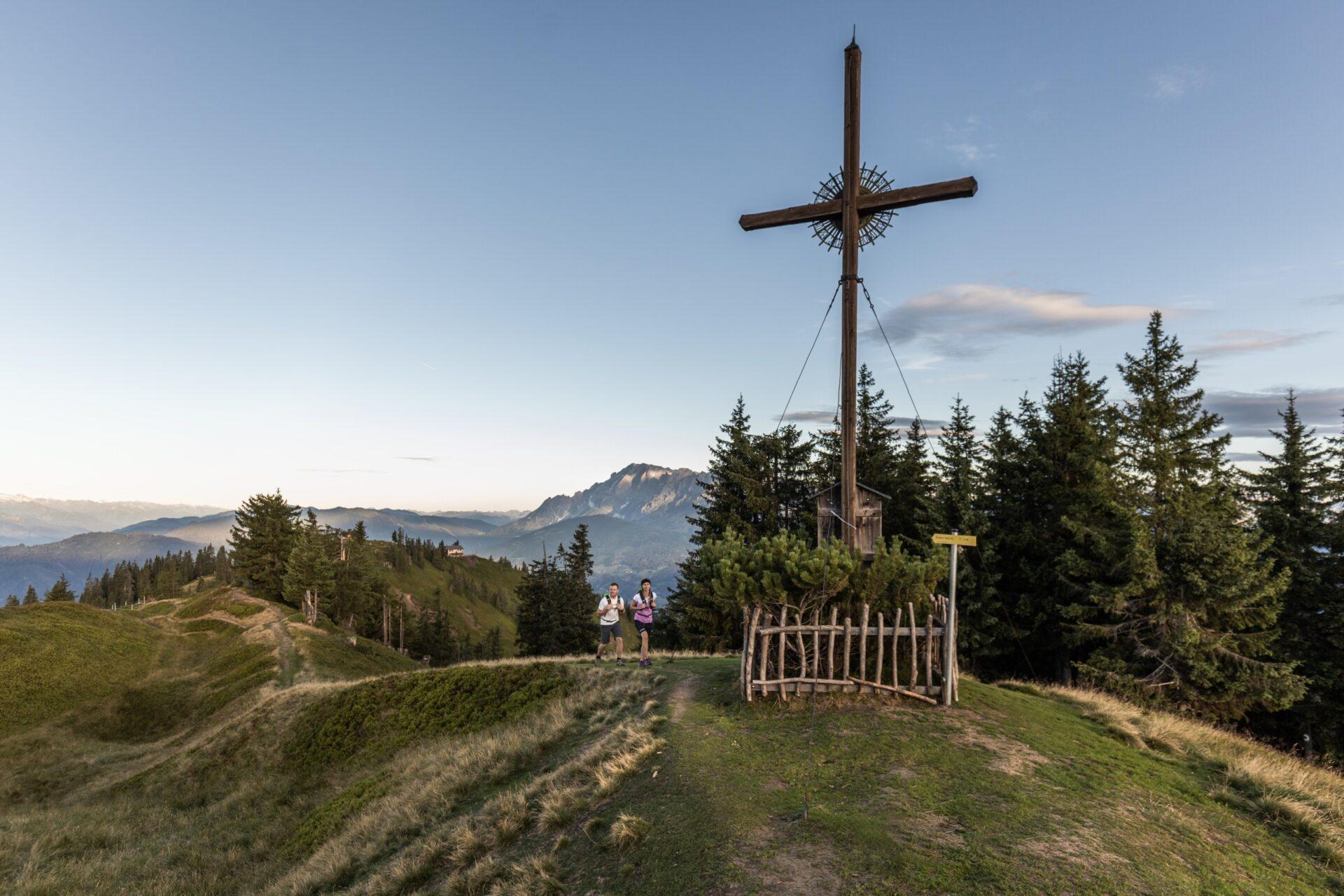 Gipfelspiel Wanderhotel