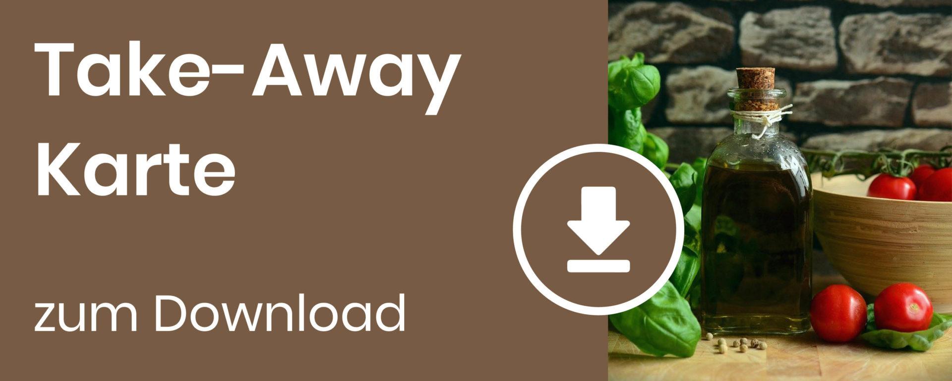 Download Take Away Karte